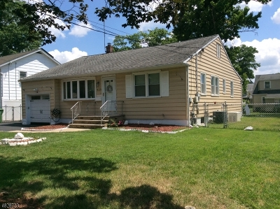 Linden City Single Family Home For Sale: 409 Livingston Rd