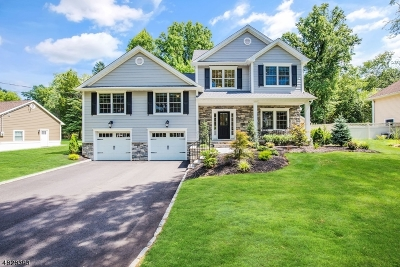 Clark Twp. Single Family Home For Sale: 31 Hillcrest Drive