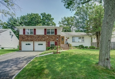 West Orange Twp. Single Family Home For Sale: 14 Devonshire Ter