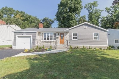 Union Twp. Single Family Home For Sale: 740 Roessner Dr