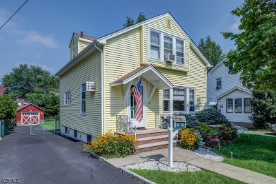 Springfield Twp. Single Family Home For Sale: 31 Warner Ave