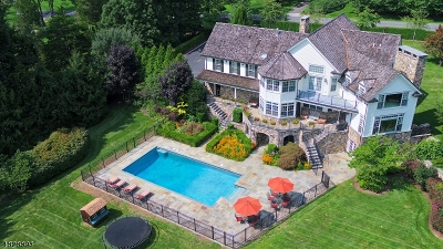 Mendham Boro, Mendham Twp. Single Family Home For Sale: 7 Dogwood Dr