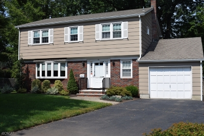 Nutley Twp. Single Family Home For Sale: 77 Enclosure