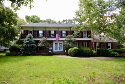 West Orange Twp. Single Family Home For Sale: 93 Arverne Rd
