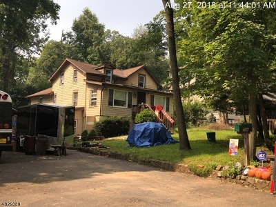 West Orange Twp. Single Family Home For Sale: 732 Eagle Rock Ave