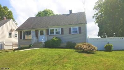 Woodbridge Twp. Single Family Home For Sale: 8 Baker St
