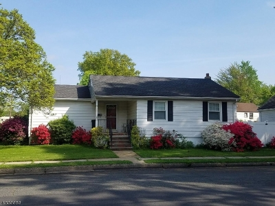 Linden City Single Family Home For Sale: 219 Lincoln St