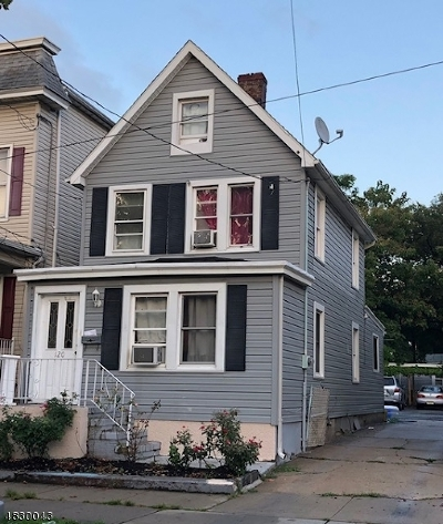 Perth Amboy City Single Family Home For Sale: 120 1st St