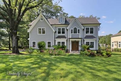 Millburn Twp. Single Family Home For Sale: 41 Spenser Dr