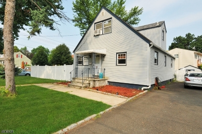 Roselle Park Boro Single Family Home For Sale: 291 Seaton Ave