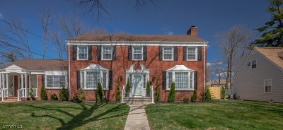 Plainfield City Multi Family Home For Sale: 1119-29 Park Ave