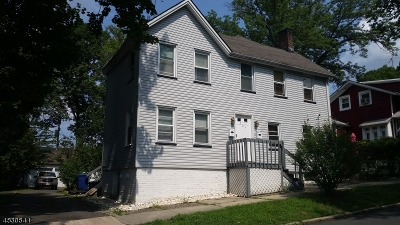 South Orange Village Twp. Multi Family Home For Sale
