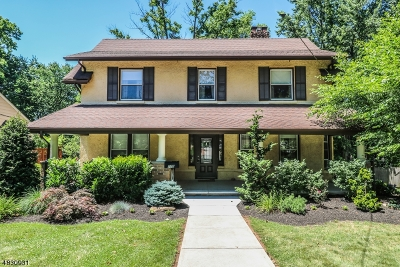 Woodbridge Twp. Single Family Home For Sale: 110 W Hill Rd