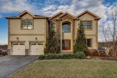 West Orange Twp. Single Family Home For Sale: 9 Efstis Ct