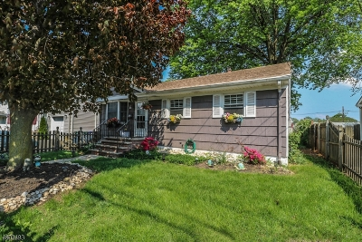 Perth Amboy City Single Family Home For Sale: 712 Colgate Ave