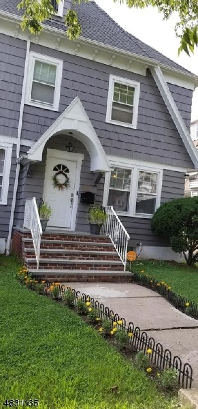 Paterson City Single Family Home For Sale: 452-454 E 38th St
