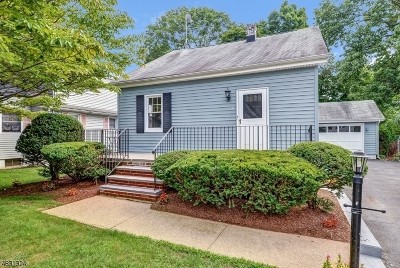 Morris Plains Boro Single Family Home For Sale: 62 Maple Ave
