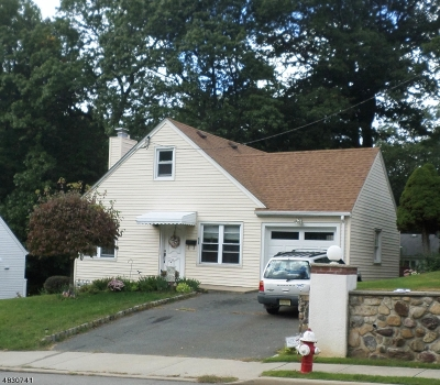 Boonton Town Single Family Home For Sale: 629 Washington St