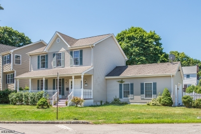 Boonton Town Single Family Home Active Under Contract: 426 Oak St
