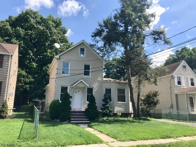Roselle Boro Single Family Home For Sale: 121 Vine St