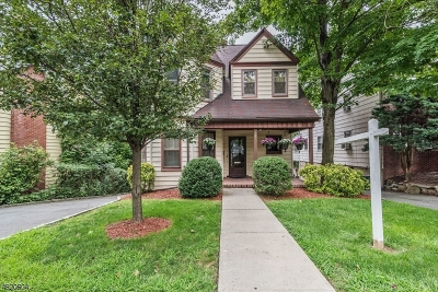 Maplewood Twp. Multi Family Home For Sale: 507 Academy St