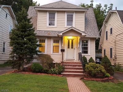 Millburn Twp. Single Family Home For Sale: 17 Oakdale Avenue