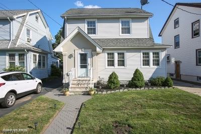 Hillside Twp. Single Family Home For Sale: 388 Sanford Ave