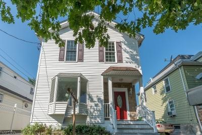 ROSELLE PARK Single Family Home For Sale: 112 Avon St