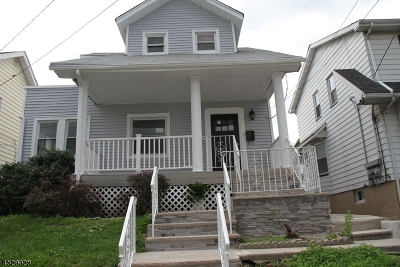 Nutley Twp. Single Family Home For Sale: 59 Union Ave