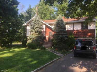 Edison Twp. Single Family Home For Sale: 746 Denver Blvd