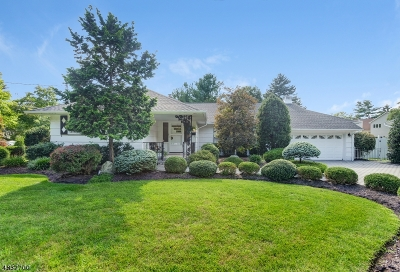 Springfield Twp. Single Family Home For Sale: 68 Laurel Dr