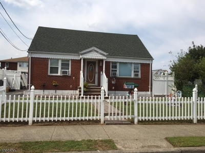 Paterson City Single Family Home For Sale: 10-12 Raritan Ave