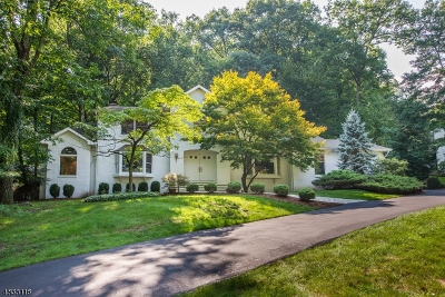 Morris Twp. Single Family Home For Sale: 30 Lord William Penn Dr