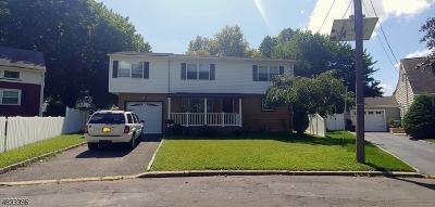 Linden City Single Family Home For Sale: 1207-4 Stockton Cir