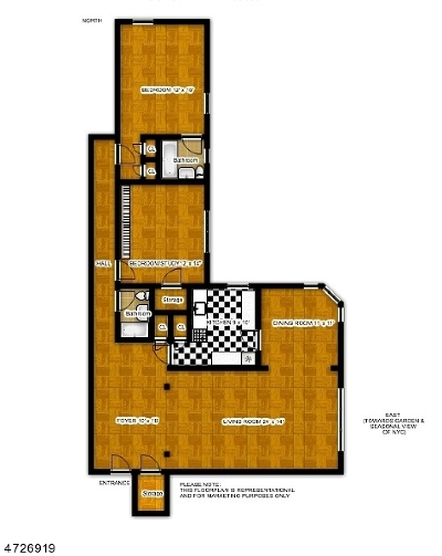 Montclair Twp. Condo/Townhouse For Sale: 10 Crestmont Rd 2e #2E