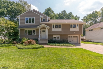 Cranford Twp. Single Family Home For Sale: 106 Edgewood Rd