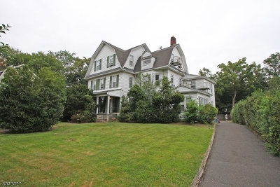 Montclair Twp. Condo/Townhouse For Sale: 439 Washington Ave C002a