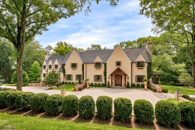Bernardsville Boro Single Family Home For Sale: 2 Crownview Lane