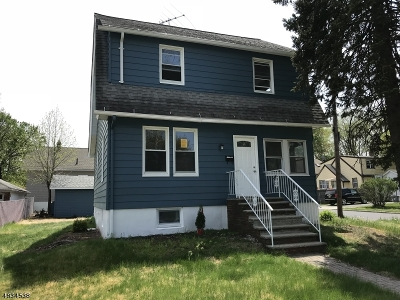 Roselle Boro Single Family Home For Sale: 559 W 7th Ave