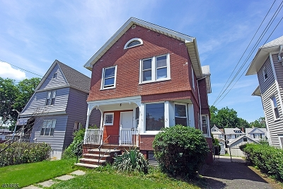 ROSELLE PARK Single Family Home For Sale: 43 E Westfield Ave