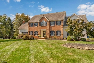 Union Twp. Single Family Home For Sale: 1 Shipley Ct