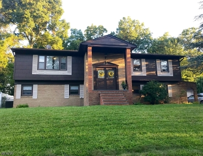 Parsippany-Troy Hills Twp. Single Family Home For Sale: 57 Forest Dr