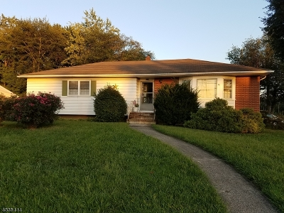 North Brunswick Twp. Single Family Home For Sale: 1452 Route 130
