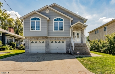 Linden City Single Family Home For Sale: 15 Robbinwood Ter