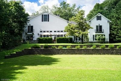 West Orange Twp. Single Family Home For Sale: 35 Glen Ave