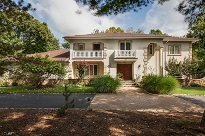 Livingston Twp. Single Family Home For Sale: 279 S Orange Ave
