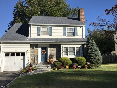 Union Twp. Single Family Home For Sale: 1883 Portsmouth Way