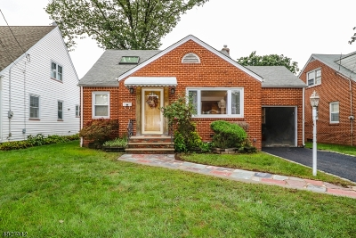 Union Twp. Single Family Home For Sale: 400 Huntington Road