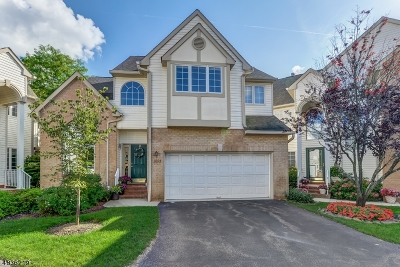 West Orange Twp. Condo/Townhouse For Sale: 1005 Smith Manor Blvd