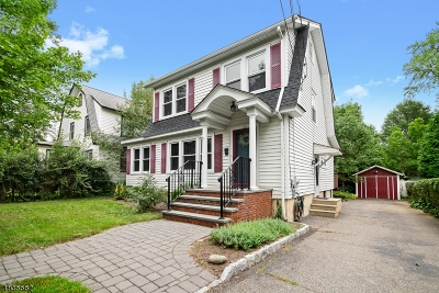 Morris Twp. Single Family Home For Sale: 22 Hathaway Rd
